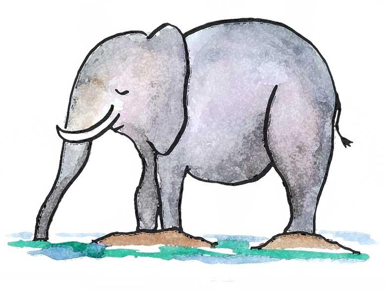 Kunstdownload Bild Themen Tiere Tiere Zeichnen